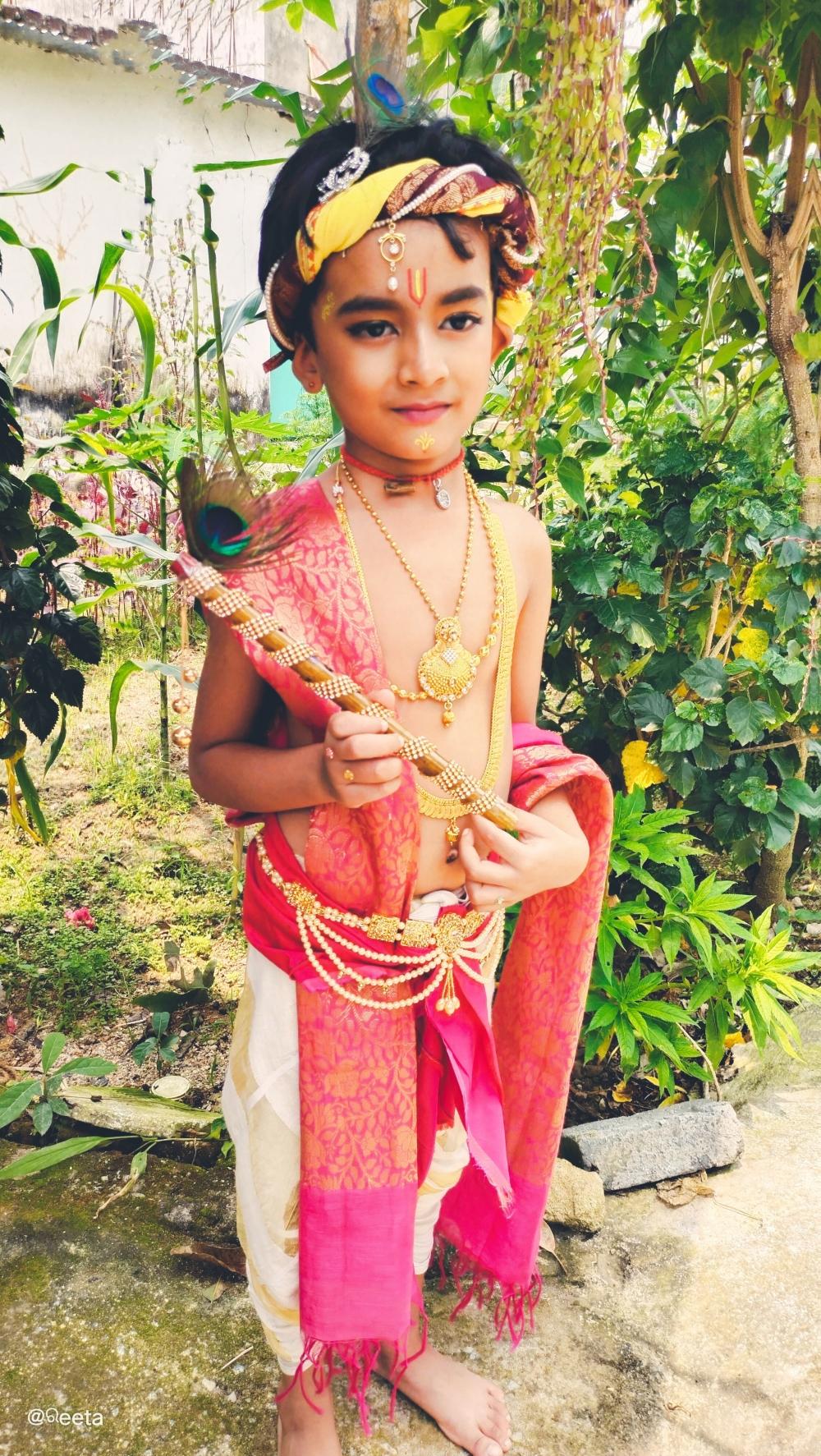 मोरा कृष्णा My Krishna, krishna, I am also krishna,