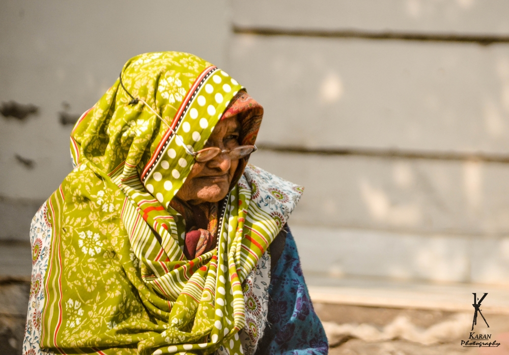 old lady, beautiful, old, lady cute, female, people, cute, Portrait, sitting, Pgclick, Photography,