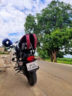 Cruising through the Villages